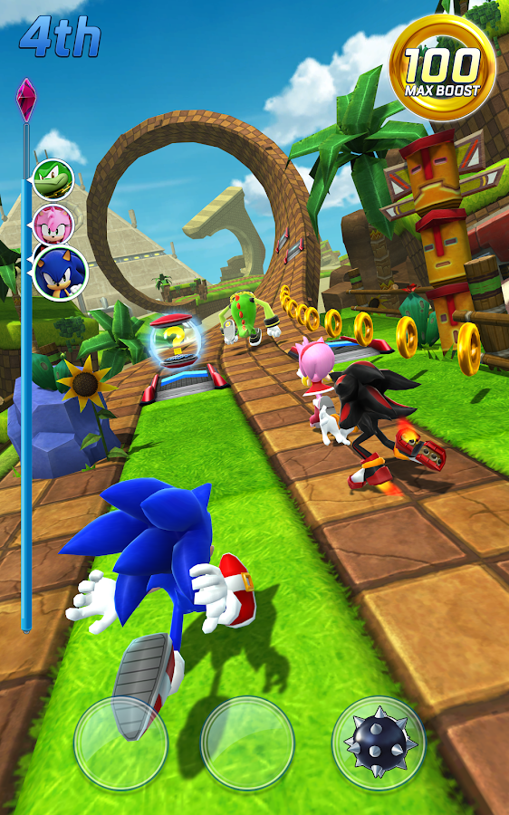 Sonic Forces: Speed Battle Screenshot 11