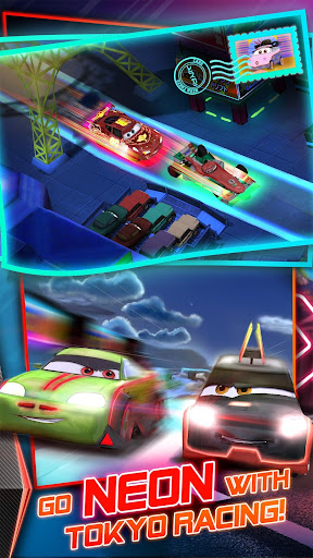 Cars: Fast as Lightning screenshot 13
