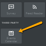 Events Calendar icon