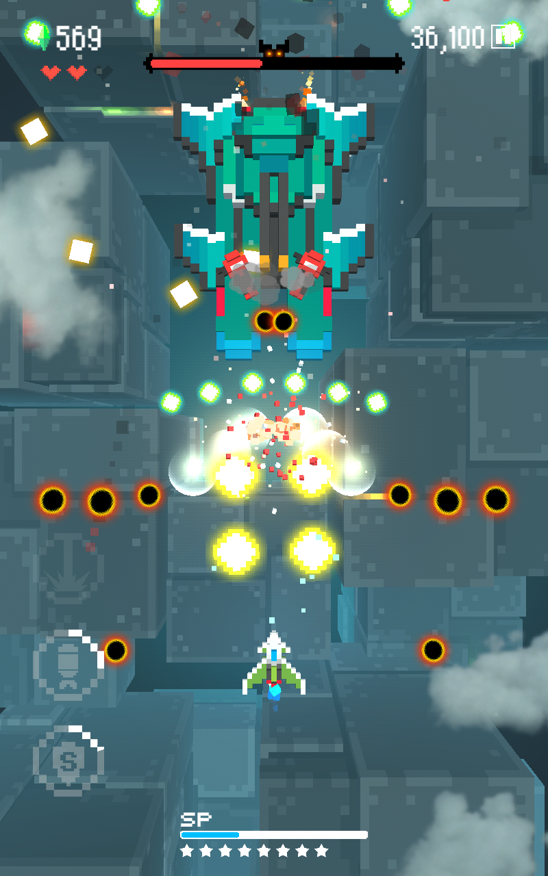 Retro Shooting - Arcade Shooter Screenshot 13