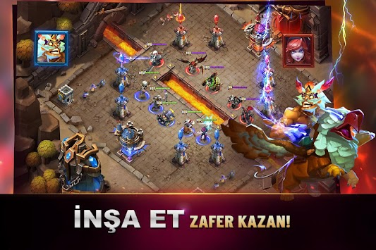 Clash Of Lords 2: Türkiye APK screenshot thumbnail 6