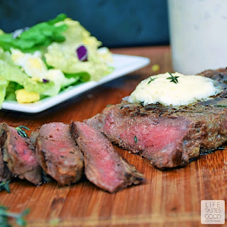 Garlic Thyme Butter Steak Recipes