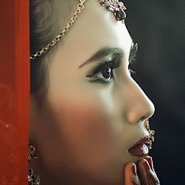 by Ayahnya Cakrabuwana - People Portraits of Women