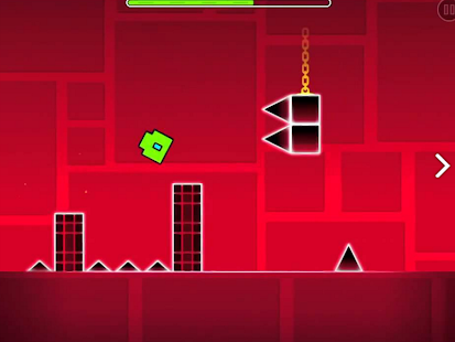 Geometry Pixel Push - screenshot