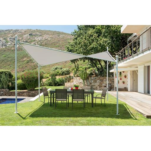 Acheter housse parasol pour d porte 3x3 et papillon ii - Parasol deporte rectangulaire 4x3 ...