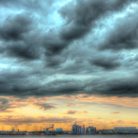 by Luke Walker - Landscapes Weather ( hdr, sunset, weather, moody, cloudscape )