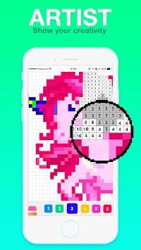 Coloring Life -Number Coloring Book apk screenshot