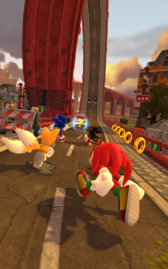 Sonic Forces: Speed Battle Screenshot 9