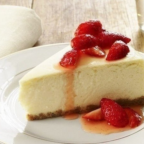 Lightweight Cheesecake (8 Servings) (weight Loss)
