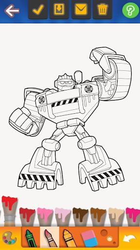 Transformers Rescue Bots - screenshot