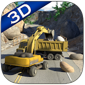 Free Landslide Rescue Op: Excavator APK for Windows 8