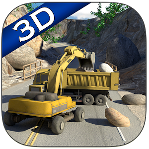 Hack Landslide Rescue Op: Excavator game