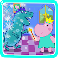 Game Princess and the Ice Dragon APK for Kindle