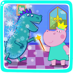 Princess and the Ice Dragon APK for iPhone
