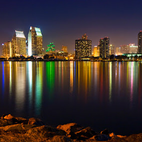 Coronado by night . by Hai Le - Landscapes Starscapes