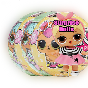 Surprise lol dolls and eggs For PC