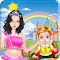 Pregnant Princess Baby Care 9.7 Apk