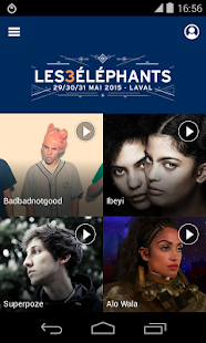 Les 3 éléphants - screenshot