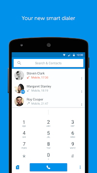 Truedialer - Phone & Contacts APK screenshot thumbnail 4