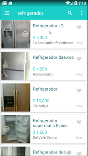App Segundamano.mx 10.6.20.0 APK for iPhone