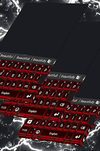 App Keyboard Red 1.238.55.116 APK for iPhone