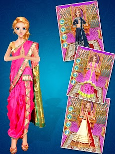 Game Indian Fashion Doll salon APK for Windows Phone