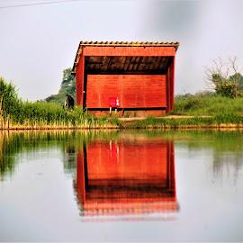 by László Nagy - Landscapes Waterscapes