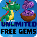 FREE GEMS:DRAGON CITY:TIPS APK for Bluestacks