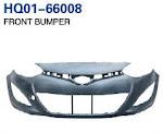 I20 2013 Bumper, Front Bumper, Front Bumper Support, Rear Bumper, Rear Bumper Support (86611-4P000, 86530-1J500, 86630-1J500)