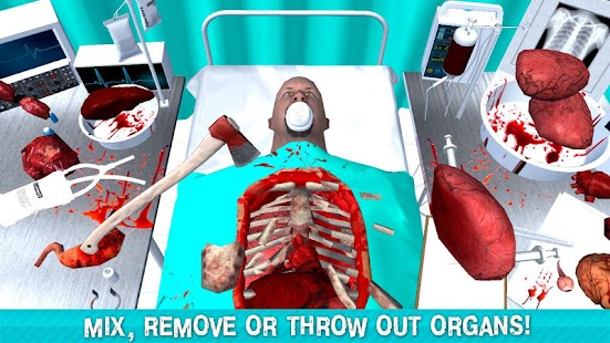 Surgery Simulator 3D- screenshot thumbnail