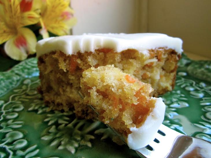 Carrot Pineapple Cake I Recipes — Dishmaps