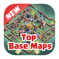 Maps of Clash Of Clans 2017 APK for Bluestacks