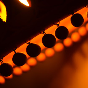 Close up shot of Terracotta lamp by Yogesh Kumar - Artistic Objects Other Objects ( lamp, cotta, terra, up, close, circle, pwc79 )