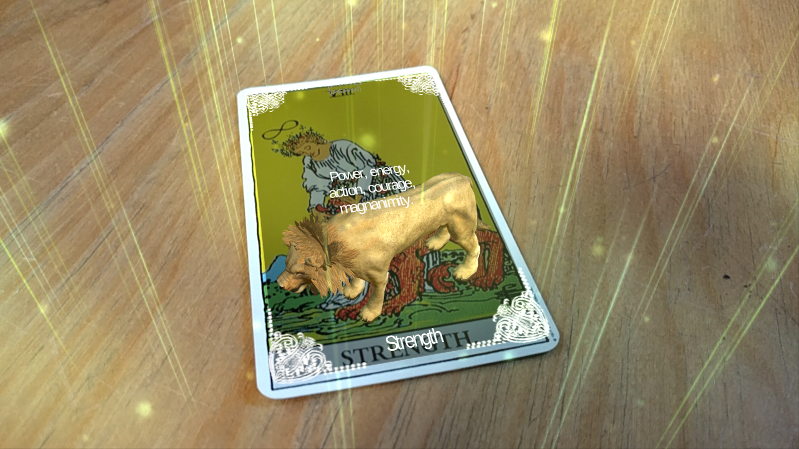 The Augmented Tarot Screenshot 2