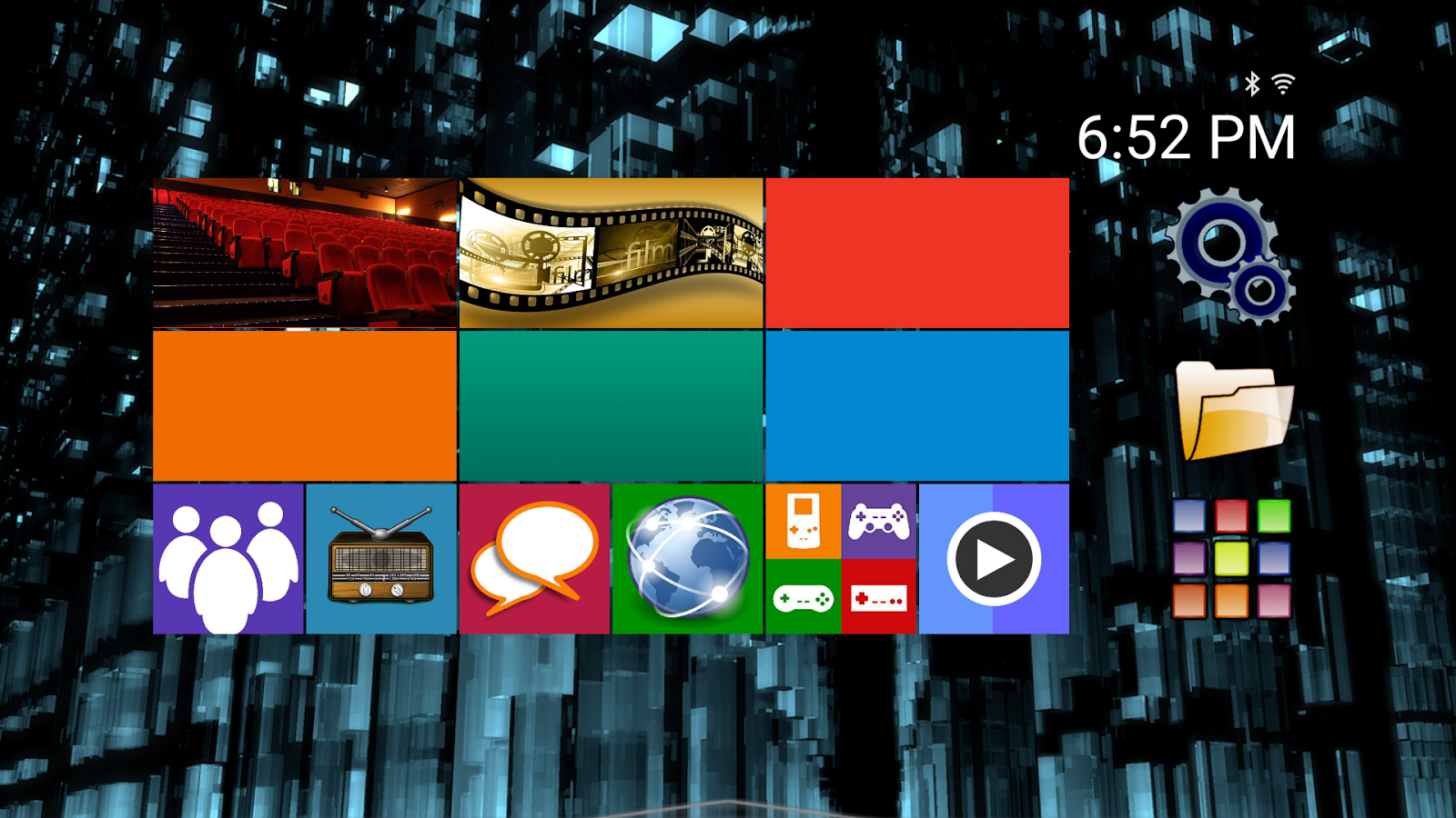 Top TV Launcher Screenshot 15