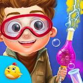 Game Kid Science Amazing Experiment version 2015 APK