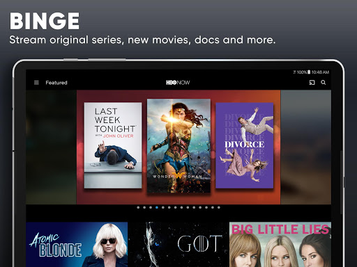 HBO NOW: Stream TV & Movies screenshot 8