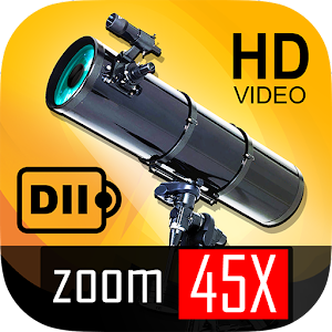 Telescope OPTI. 45x zoom /Photo And Video/ For PC / Windows 7/8/10 / Mac – Free Download