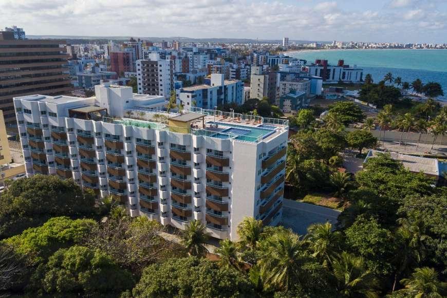 Apartamento com 2 dormitórios para alugar, 58 m² por R$ 1.450,00/mês - Jardim Oceania - João Pessoa/PB