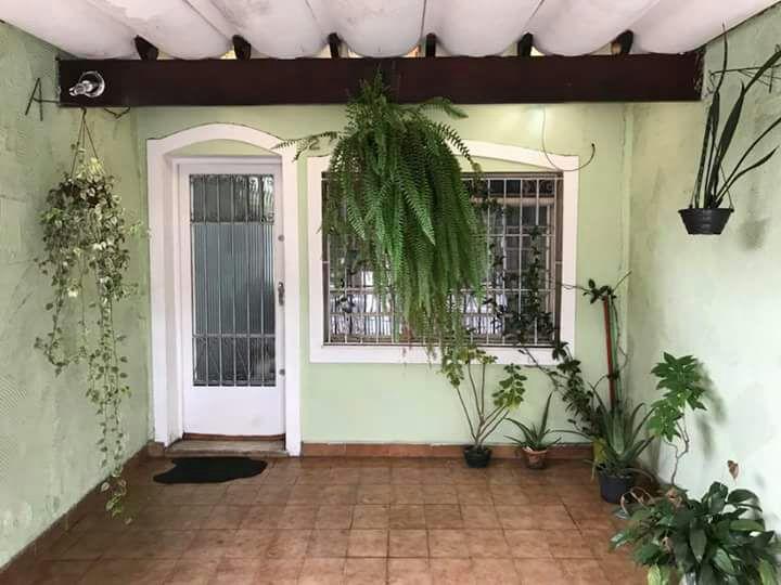 Sobrado residencial à venda, Jardim Marajoara, São Paulo - SO0052.