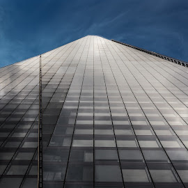 The Shard by Rick McEvoy - Buildings & Architecture Office Buildings & Hotels ( building, shard, london, exterior )