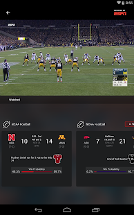 ESPN APK for Ubuntu