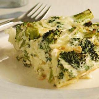 Broccoli Swiss Cheese Quiche Recipes