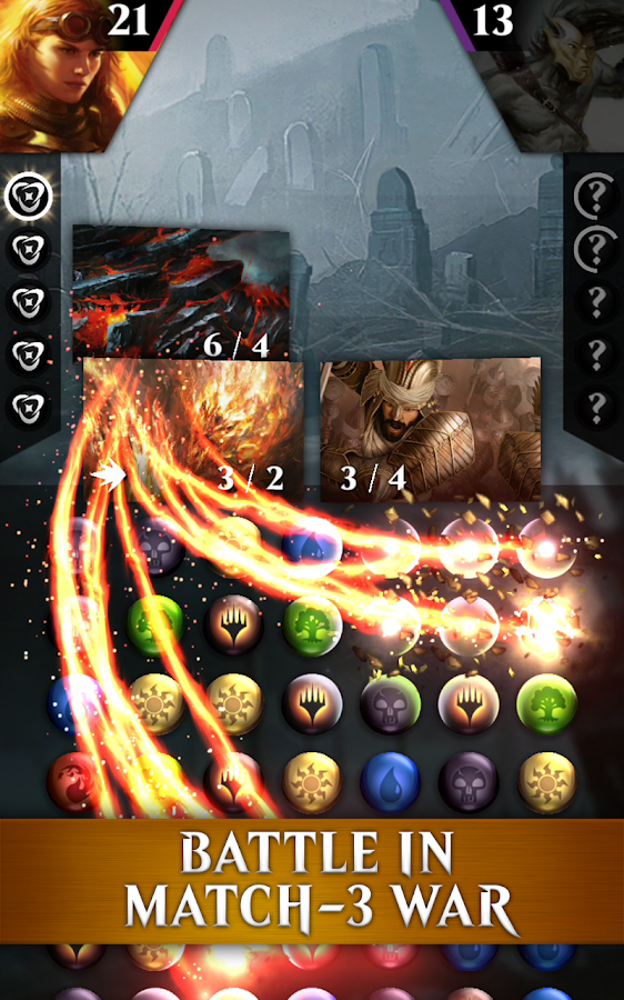 Magic: Puzzle Quest Screenshot 13