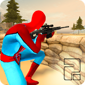 Game Spider vs Gangster Sniper Shooting APK for Windows Phone