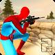 Spider vs Gangster Sniper Shooting