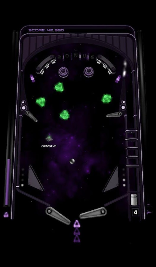 Hyperspace Pinball Screenshot 3