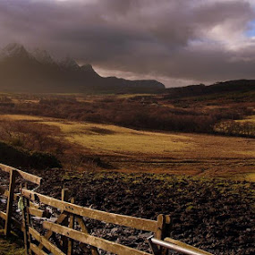 The Highlands, Scotland by Gilles Ferrier - Landscapes Mountains & Hills