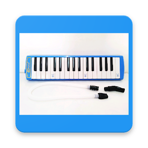 Pianika is a tuned instrument played with in an inflatable & pressed APK Icon