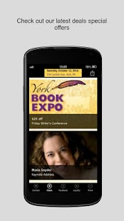 York Book Expo - screenshot